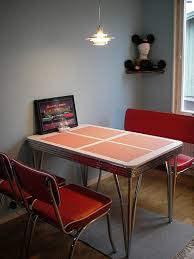 50 s diner table and chairs table and chairs 50 s diner style para la casa pinterest