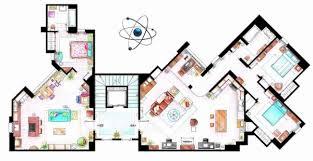tv show apartment floor plans tv show apartment floor plans awesome floor plans of popular tv