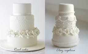 wedding cake replica wedding cake ornament 1st anniversary