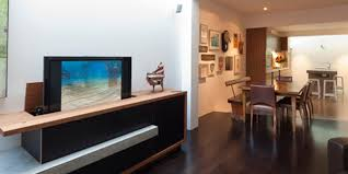 creative tv mounts no space for a tv wall mount try one of these 5 creative solutions