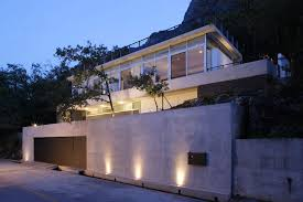 modern concrete house plans concrete house designs modern wood and idea on a latest best fence