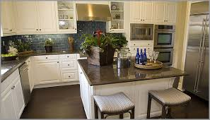 white kitchen cabinets with antique brown granite brown granite labrador antique granite countertop sles