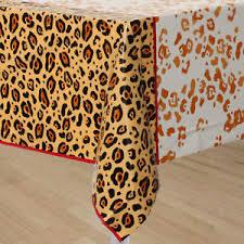 cheetah print party supplies cheetah print party supplies ebay