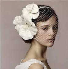 wedding headpiece the 25 best flower headpiece wedding ideas on