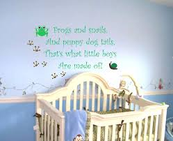 Boy Nursery Wall Decal Boys Nursery Wall Decals Gutesleben
