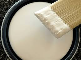 a paint company describes white paint colors the toast