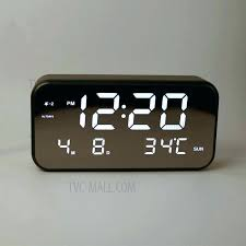 bedroom clocks bedroom digital clock bedroom clocks bedroom digital clock large