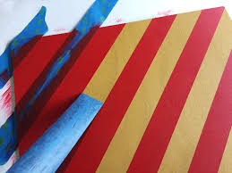 How To Sew A Flag Painted Nautical Signal Flags For Boys Room Decor U2022 Whipperberry