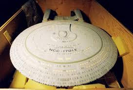would starfleet have replaced the stardrive section after star