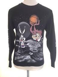 space jam sweater space jam michael crewneck sweater sweatshirt 58