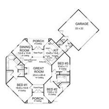plan 72168da hexagonal retreat third house and architecture