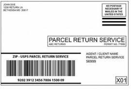 505 return services postal explorer