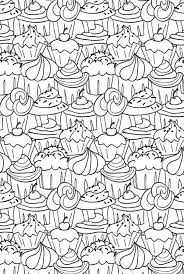 cute cupcake coloring pages 17 best muffin images on pinterest coloring books drawings and