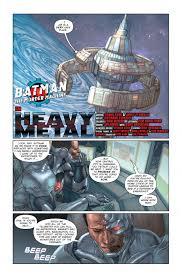 review batman the murder machine 1 dark knight news