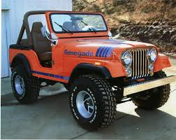 jeep renegade convertible 1980 jeep cj 5 convertible75328