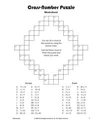 bunch ideas of math puzzle worksheets 7th grade for summary sample