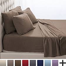 Sleep Number Bed Sheets To Fit Amazon Com Queen Size Bed Sheets Set Gray Highest Quality