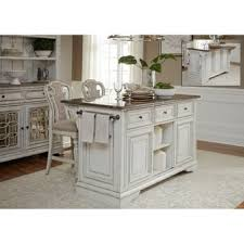 white kitchen island with granite top magnolia manor antique white kitchen island with granite top free