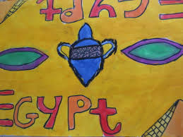 egyptian art art for kids