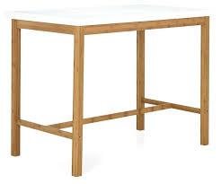 table cuisine bar cuisine en bois blanc fabulous indogate idee deco cuisine annee