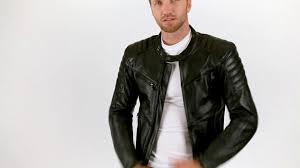 best motorcycle jacket 4sr b monster jacket best leather motorcycle jacket youtube
