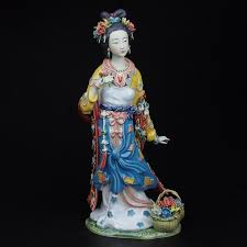 online get cheap porcelain sculptures aliexpress com alibaba group