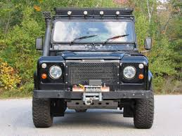land rover nepal now 1989 land rover defender 110 for sale 2023502 hemmings motor news