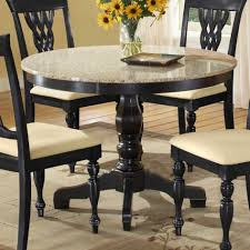 Dining Room Tablecloths Cabinet Round Black Kitchen Table Black Round Kitchen Table Set