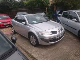 used renault megane cars for sale in bedford bedfordshire