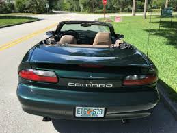 1995 chevy camaro convertible 1995 chevy camaro convertible used camaros for sale