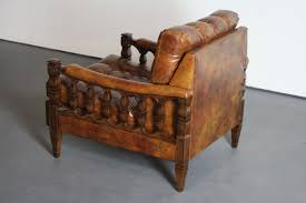 Spanish Colonial Furniture by About The 1970 U0027s Spanish Colonial Revival Tortoiseshell Tufted