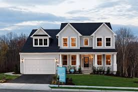 Eagle Homes Floor Plans by Cardinal View At Eagles Pointe New Homes In Woodbridge Va