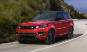 land rover truck 2016 2016 range rover sport hst to debut at new york with my16 updates