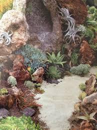 Succulent Rock Garden by Ocean Reef Looking Garden Succulents And Rock With Sand Under