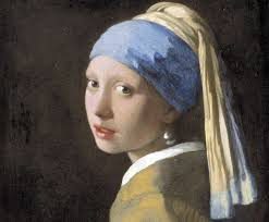 pearl earring painting vermeer s girl with a pearl earring coming to san francisco