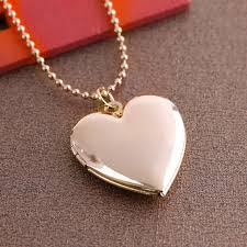 locket necklace aliexpress images 1 pc heart shaped friend photo picture frame locket pendant for jpg
