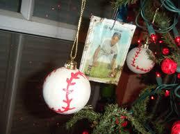 baseball christmas tree its so very creative our kids themed