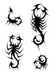 scorpio tattoos and designs page 63