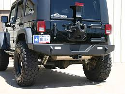 bumpers for jeep jk rear