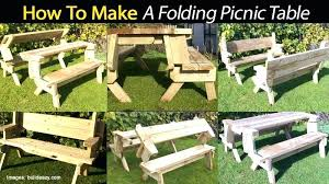 Folding Picnic Table Plans How To Build A Picnic Bench Picnic Table Size Tablecloth Picnic