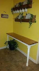 table attached to wall table attached to wall pallet shelves clothes pinterest
