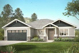 House Plans Craftsman Craftsman House Plans Architectural Designs With Photos 18245be