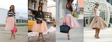 spodnica tiulowa tiulowa spódnica stylizacje moda