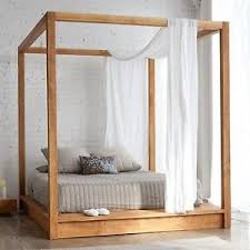 Dark Canopy Bed Curtains Canopy Bed Curtains Ebay