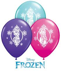 frozen balloons frozen balloons balloon world
