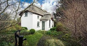 Thatched Cottage Ireland by East Or West Two Gorgeous Irish Thatched Cottages For Sale On