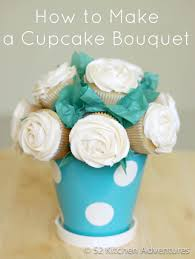 tutorial how to make a cupcake bouquet for mom this mother u0027s day