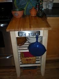 designdreams by anne ikea bekvam kitchen cart makeover