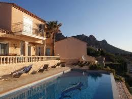 villa soto chez et claude chambre d hôtes à agay