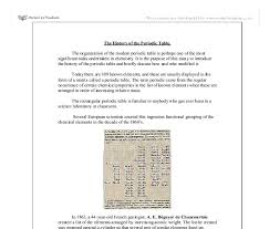 what is the purpose of the periodic table the history of the periodic table gcse science marked by